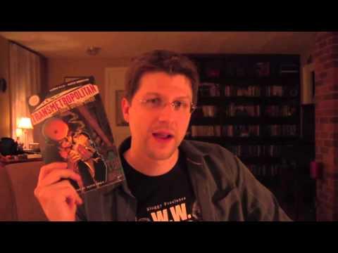 Comic Book Movies We Need: Transmetropolitan