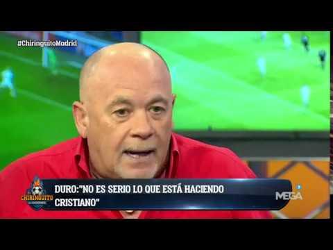 """Alfredo Duro estalla: """"No es serio lo que está haciendo Cristiano"""""""