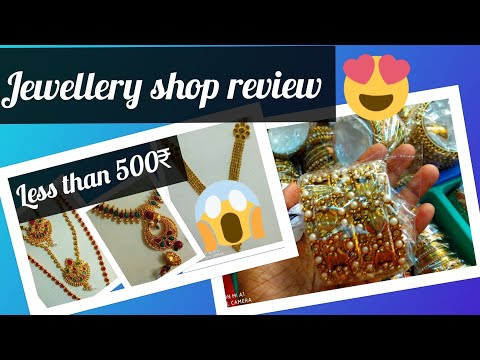 Low price jewellery shop review