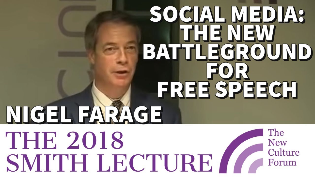 The NCF Smith Lectures