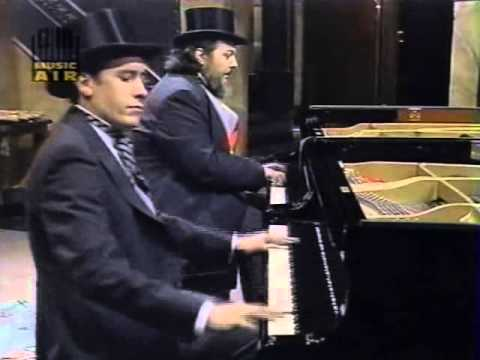 "Night Music: Jools Holland & Doctor John As The ""Boogie Woogie Twins"""