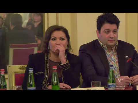 Conferenza stampa Serata Inaugurale - Andrea Chénier (Teatro alla Scala)