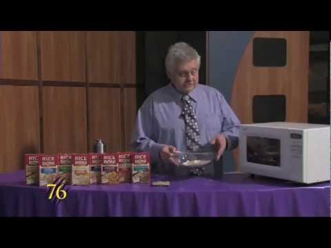 Steven Reed on Weber Cooks - Rice-a-Roni