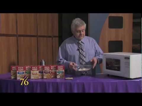 Steven Reed on Weber Cooks  RiceaRoni