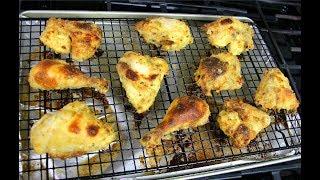 Oven Fried Chicken FAIL.. not? | CaribbeanPot.com thumbnail