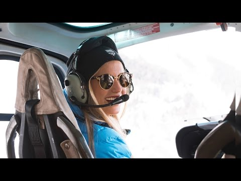 VLOG: GLACIERS AND HELICOPTERS IN CHAMONIX PART TWO   @MariaThePilot