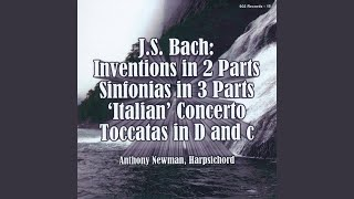Invention No. 12 in a Major, BWV 783