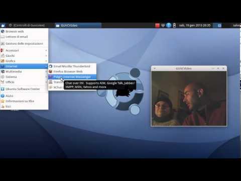 Xubuntu 12 10 commentato da Gabry e Salvo