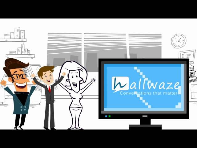 Hallwaze for Employees - YouTube