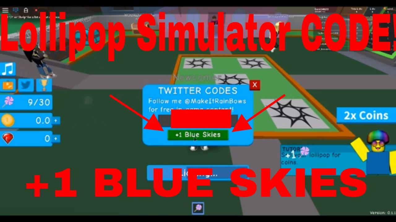 Roblox Lollipop Simulator Script
