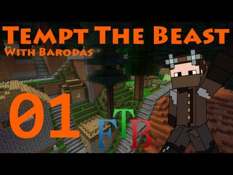 Tempt The Beast - Part 1 - Welcome to the Server, and Geothermal Power