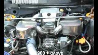 SUBARU IMPREZA 900HP Cyprus tuned Fastest Impreza in the world