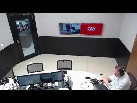 CBN Campo Grande (12/08/2020) - com Ginez Cesar