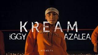 Iggy Azalea - Kream ft. Tyga - Choreography by @wanda_jim