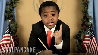 Repeat youtube video How to Write a Letter to Santa with Nick Hornby | Kid President