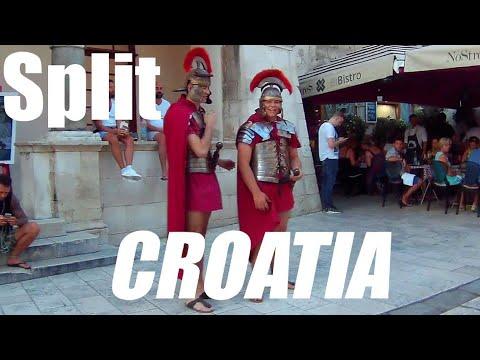 Croatia Travel: How Expensive is SPLIT? A Day in Croatia