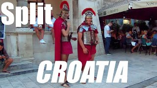 How Expensive is SPLIT, CROATIA? One Day in Croatia