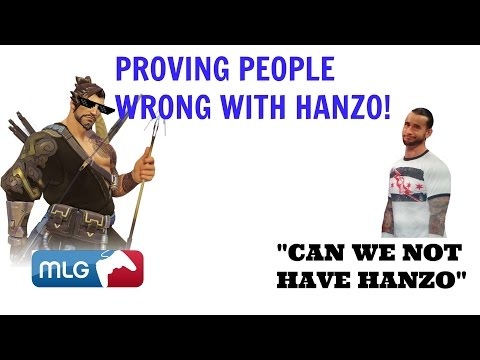 PROVING PEOPLE WRONG WITH HANZO! (Console Seagull?!)