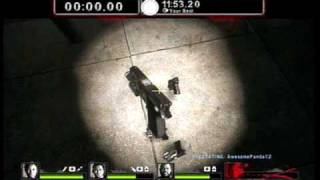 1st Person View of the Left 4 Dead 2 Glitch - Lag Switch