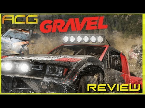 """Gravel Review """"Buy, Wait for Sale, Rent, Never Touch?"""" - The New Sega Rally Championship?"""