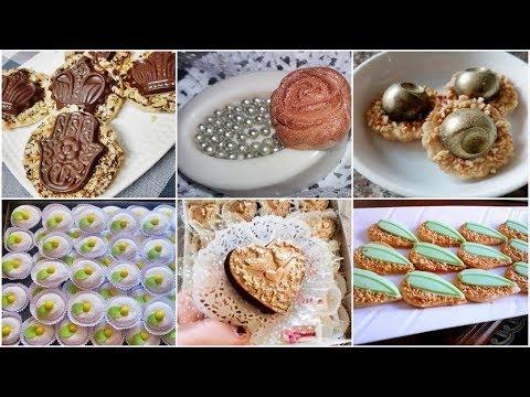 les meilleur gâteaux algériens et marocains 2018
