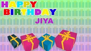 Jiya - Card Tarjeta_1159 - Happy Birthday