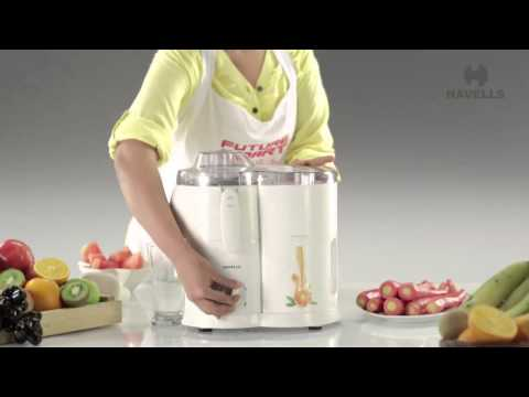 Havells Endura Juicer Mixer Grinder Demo