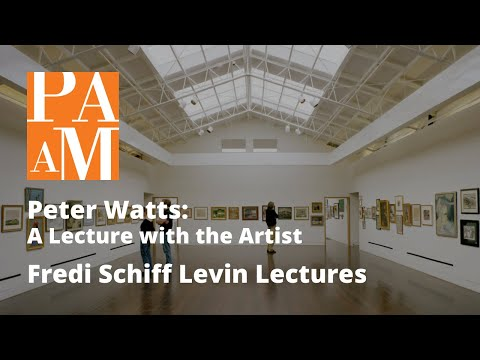 Peter Watts: Paintings: A Lecture with the Artist