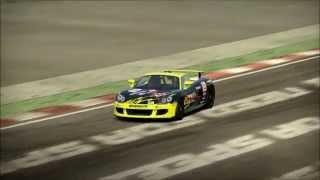 Porsche Carrera GT - Dubai International GP
