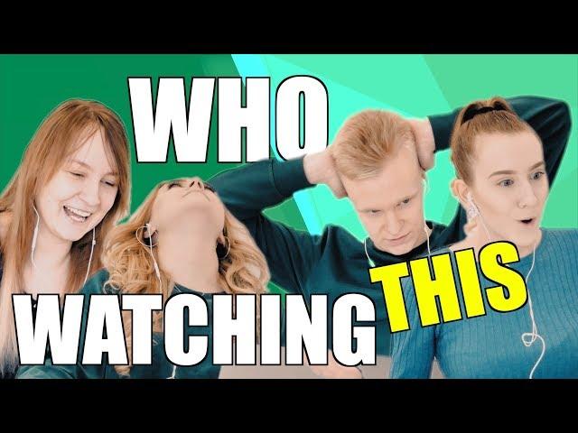 WHO WATCHING THIS?! / CHALLENGE! / KAS ŽIŪRI TAI?!