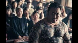 Phim hành động Hàn Quốc - Trùm, Cớm và Ác quỷ - diễn viên Ma Dong Seok
