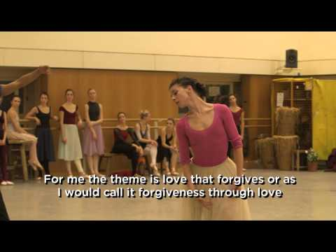 Natalia Osipova talks about performing the lead role in Giselle