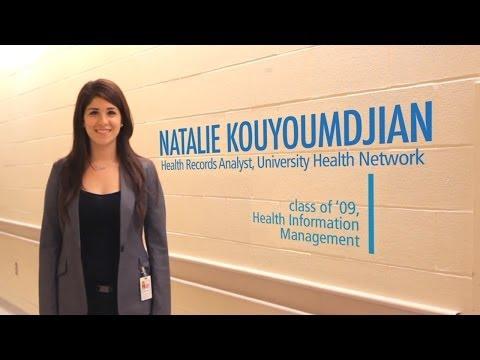 Health Information Management Alumna Profile - George Brown College