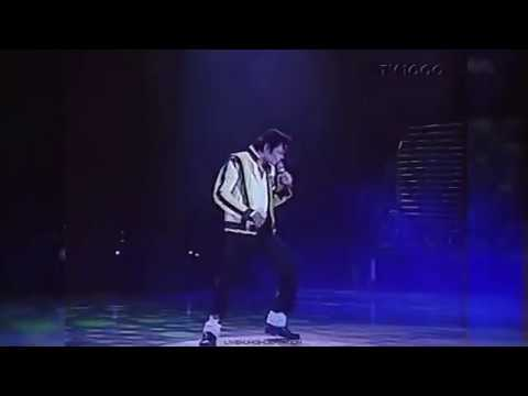 Michael Jackson - Thriller - Live Gothenburg 1997 - HD