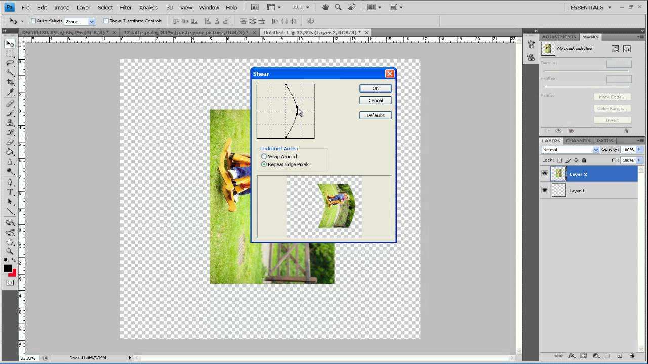how to delete a template in photoshop