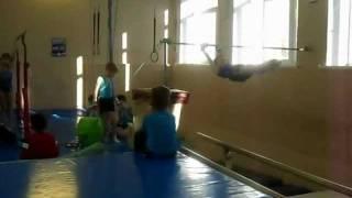 спортивная гимнастика - перекладина