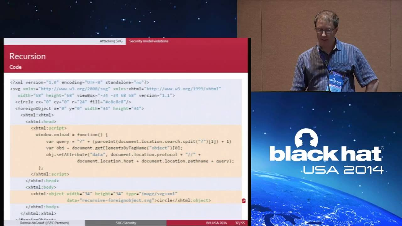 SVG: Exploiting Browsers without Image Parsing Bugs