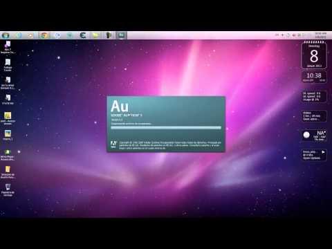 Como Configurar Adobe Audition 3.0 Para Poder Grabar.
