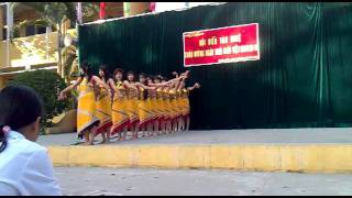 chieu len ban thuong 11a11 thpt thuong tin