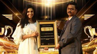 Excellence Award From the International Brands Academy  2015 | Ramya Modular Kitchen & Interiors