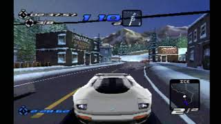Need For Speed 3 Hot Pursuit | The Summit | Hot Pursuit Race 204