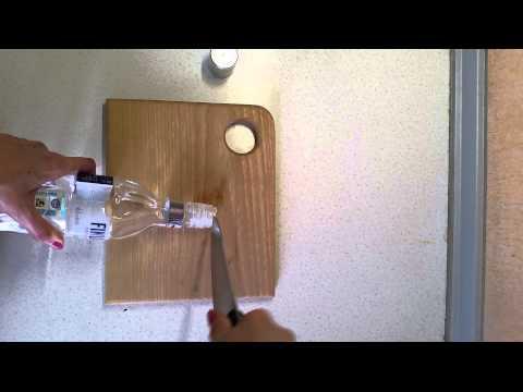 Как открыть бутылку водки с дозатором видео