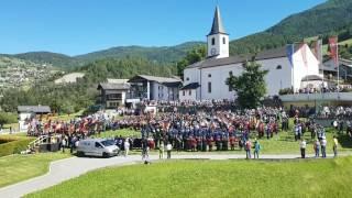 Oberwalliser Musikfest Unterbäch - Marignan