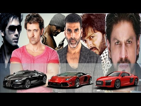 Thumbnail: Bollywood Actors Cars - Most Expensive Cars Of Bollywood Actors | Top 14 Actors Luxurious Cars |