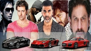 Top 10 Cars - Bollywood Actors Cars - Most Expensive Cars Of Bollywood Actors | Top 14 Actors Luxurious Cars |