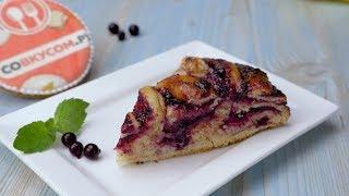 Как приготовить пирог со смородиной - Рецепты от Со Вкусом