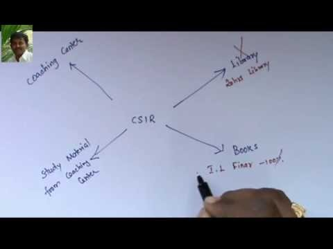 How to crack CSIR-NET exam, CSIR NET organic chemistry problem by Dr.L.Emmanuvel