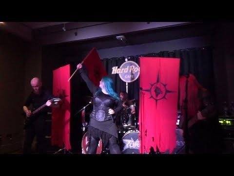 Dakesis @ Hard Rock Cafe Glasgow Scotland 17/11/2017