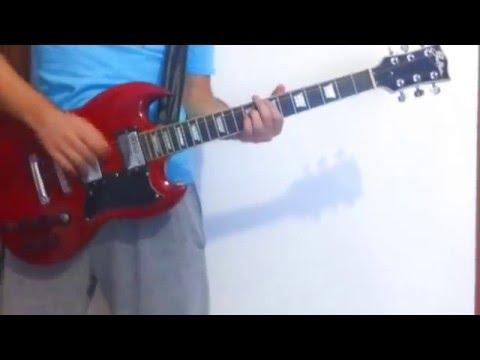 J-AX - Sopra La Media (Guitar Cover By Muretto)