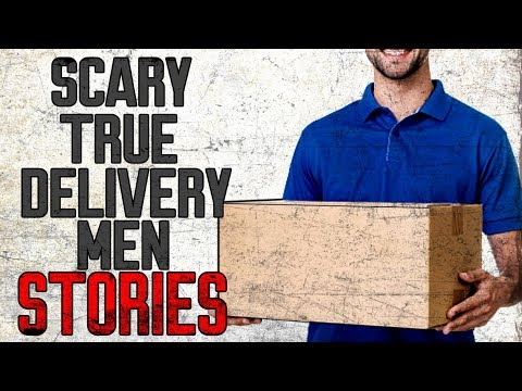 5 Scary True Stories of Creepy Delivery Men